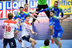 Polufinale Evropskog prvenstva: Norveška protiv Hrvatske, Slovenci na Špance
